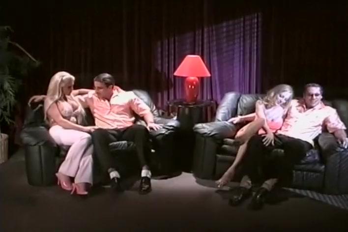 Jill Kelly And Samantha Sterlyng Pleasure Two Hulking Cocks
