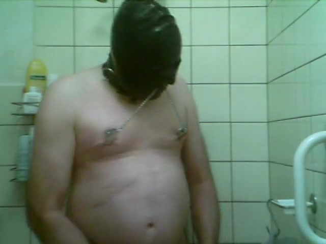 SM ENEMA slave Gerard