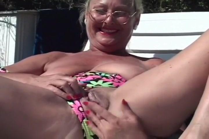 Anastasia Sands Spit Roasted In Backyard