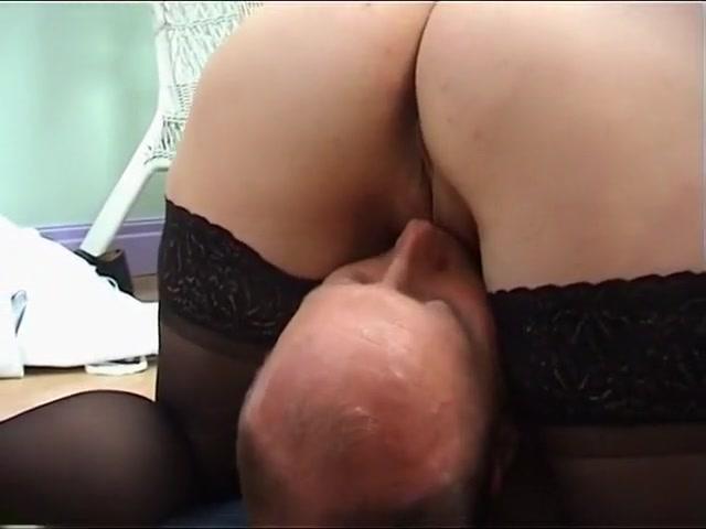 Nasty Granny Fucking on the Floor