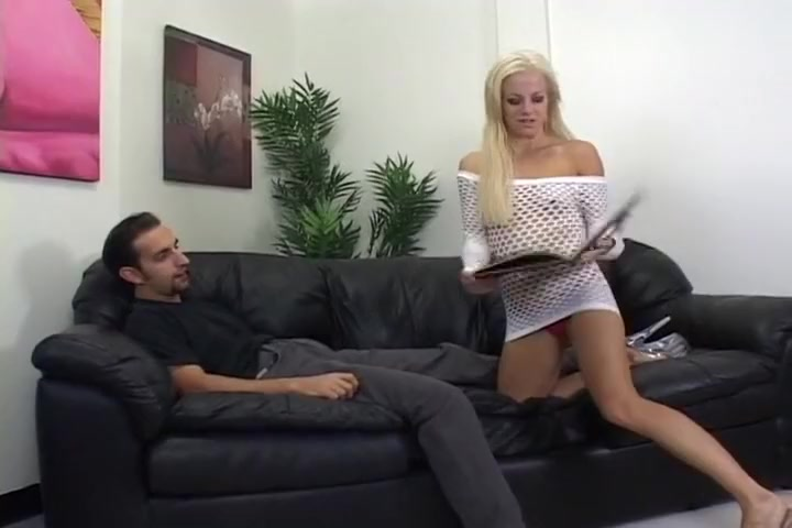 Wet Messy Dirty Sex With Blonde Whore