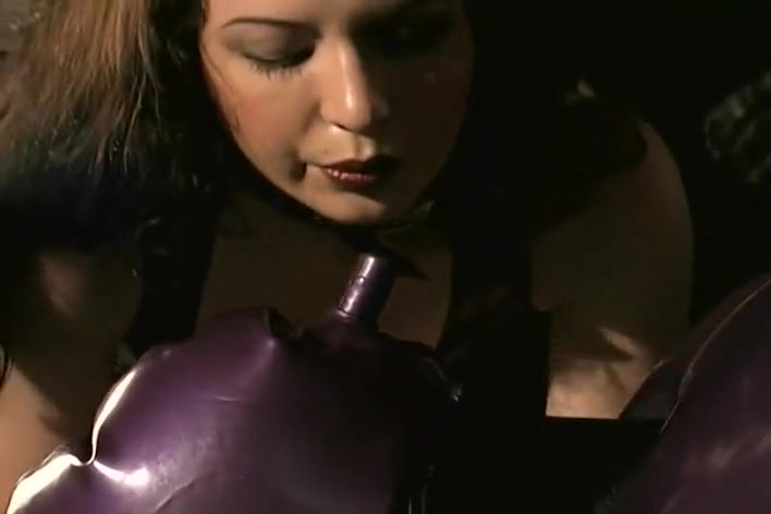 Lusty Slave Completely Encased