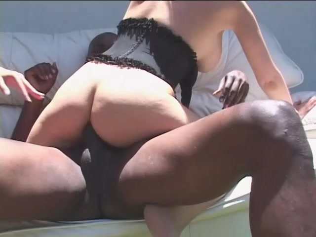 Lt Hammers Two Sexy Ass To Mouth Whores In Hot Interracial Fuck