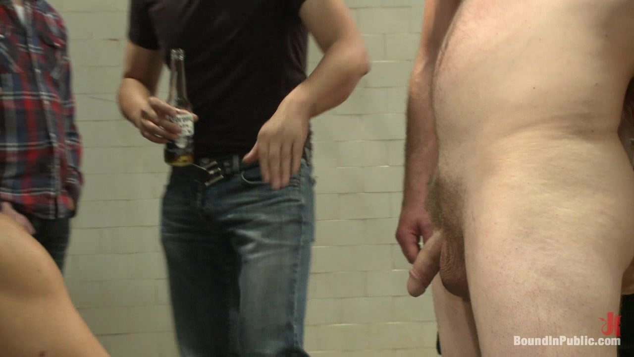 Bound in Public. Doms turn on one of their own in the victim game Part Two