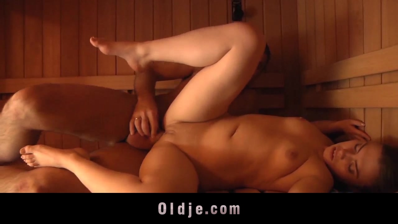 Young girl pussy fucked by grandpa and 69 blow