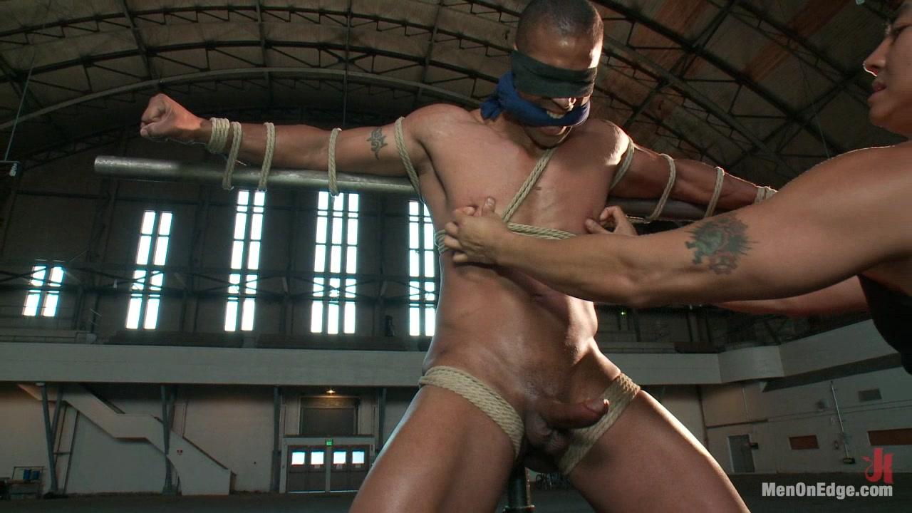 Robert Axel Straight Muscle God