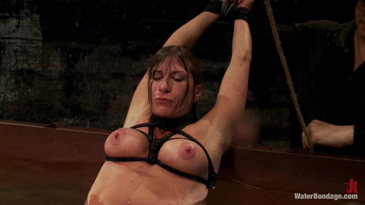 Bound Soaked Fucked and Dunked