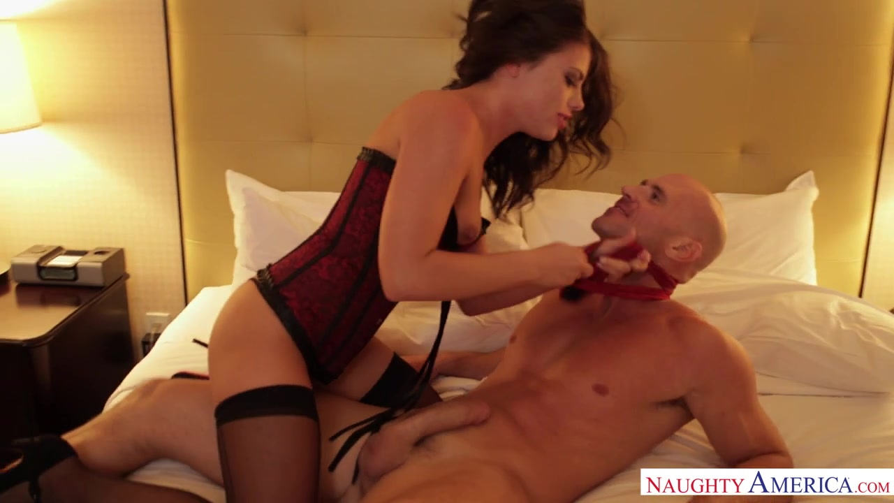 Adriana Chechik & Johnny Sins - TonightsGirlfriend