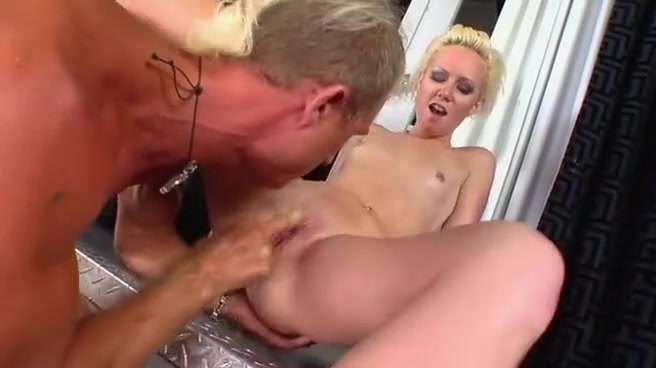 Fabulous pornstar Alexia Sky in amazing small tits, facial adult scene
