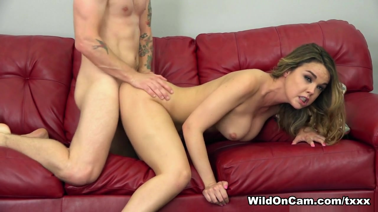 Axel Aces & Dillion Harper in Busty Babe Dillion Excited To Fuck - WildOnCam