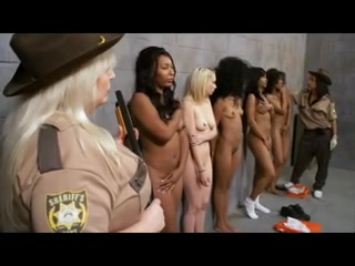 Darksome Prison Lesbos Amber Iron and Imani Rose