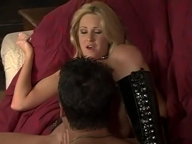 Hottest pornstar Alexis Malone in crazy cunnilingus, blowjob adult movie