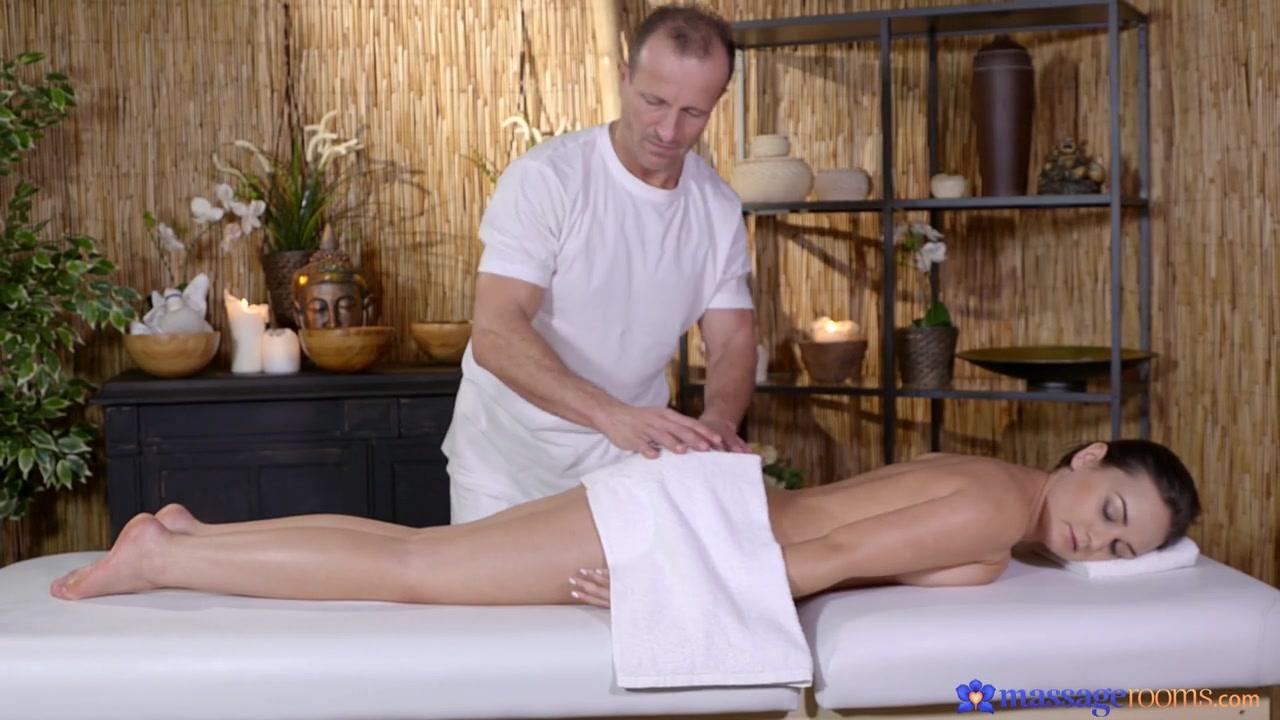 Anina Silk & George in George On Anina - MassageRooms