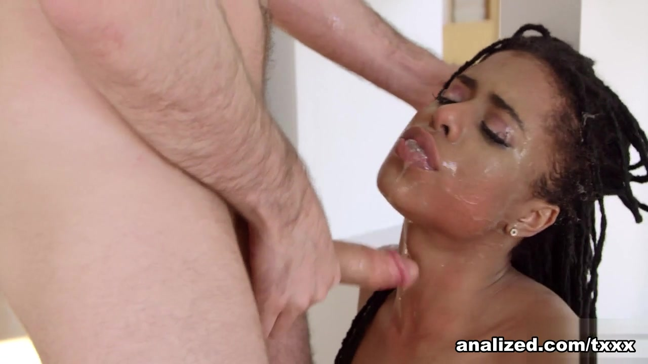 Ana Deville & James Deen & Kira Noir & Sheena Rose in Kira Noir, Ana Deville, and Sheena Rose Gaped and Fucked Deep - Analized