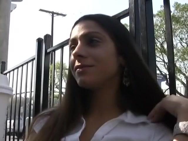 Exotic pornstar Amina Sky in crazy small tits, amateur sex video