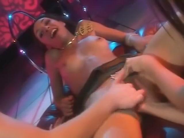 Best pornstars Nautica Thorn and Amber Rain in exotic threesomes, dildos/toys sex movie