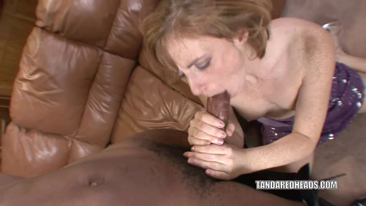 Slutty redhead Allison Wyte gets fucked in the ass