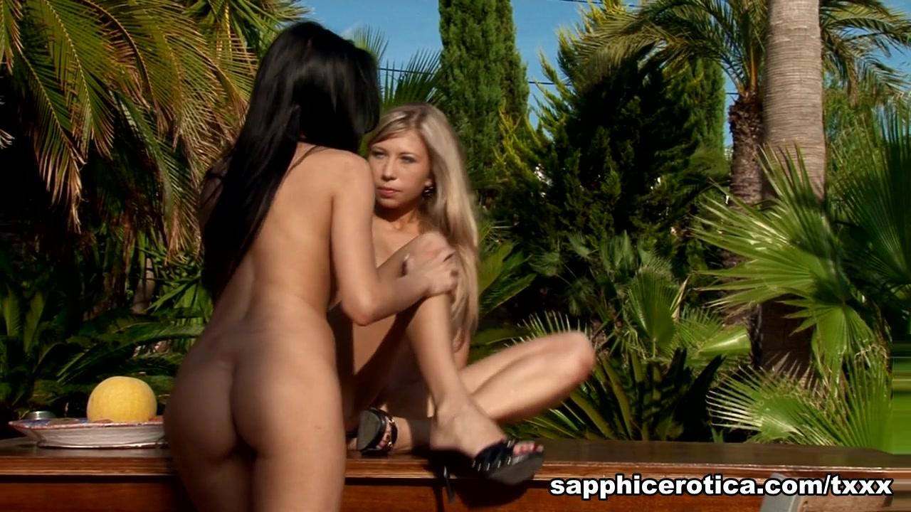 Angellina & Nadija in Fruit Lovers - SapphicErotica