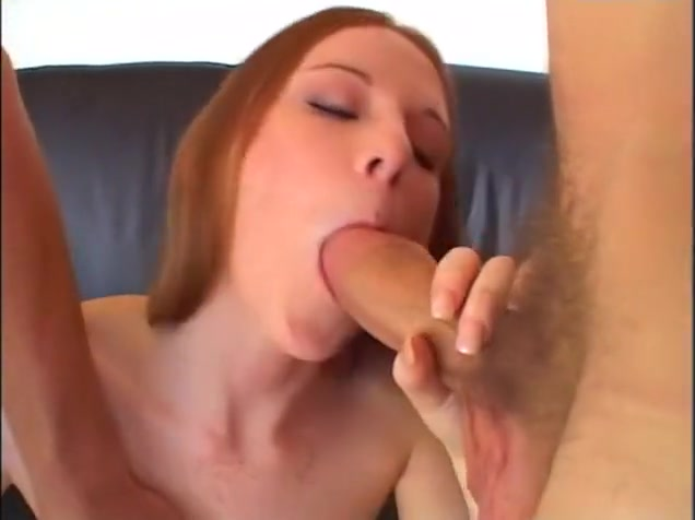 Horny pornstar Allison Wyte in incredible redhead, anal adult video