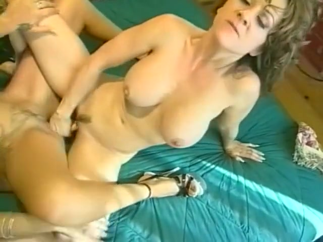 Incredible pornstars Angela D'angelo and Raquel Devine in exotic tattoos, lesbian adult movie