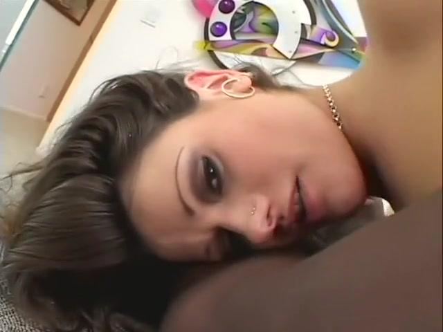 Fabulous pornstar Allura Bond in crazy brunette, anal porn movie