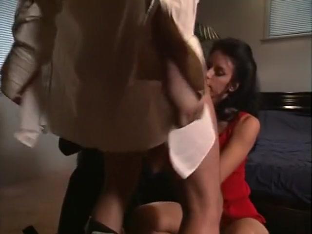 Fabulous pornstars Liza Harper and Amanda Blake in exotic cunnilingus, small tits sex video