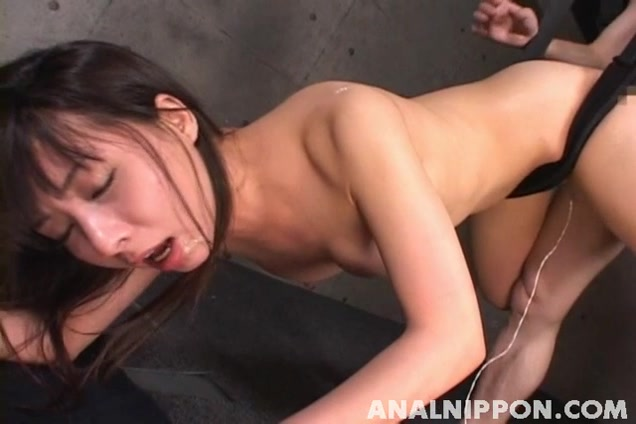 Yuka Osawa Hot Asian babe is into hardcore anal sex
