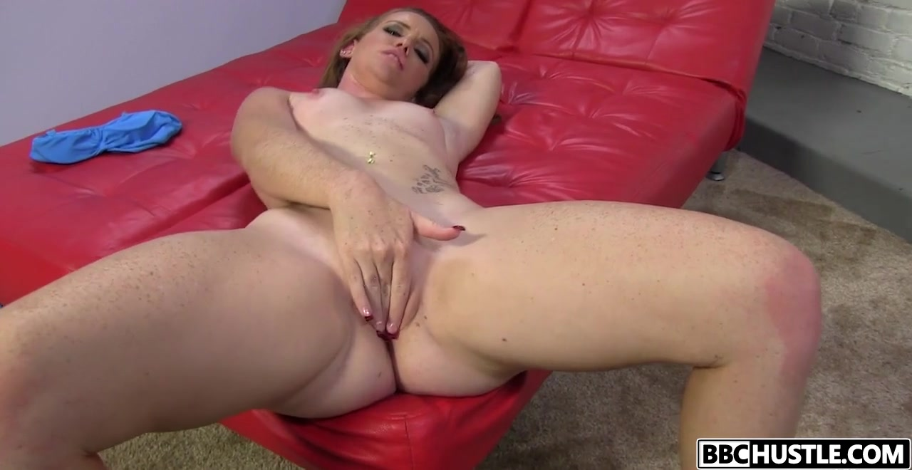 Redhead babe Emily Eve gets fucked by BBC