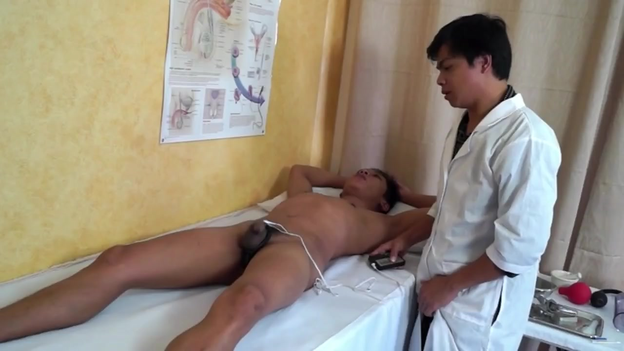 DoctorTwink Video: Electro cock therapy