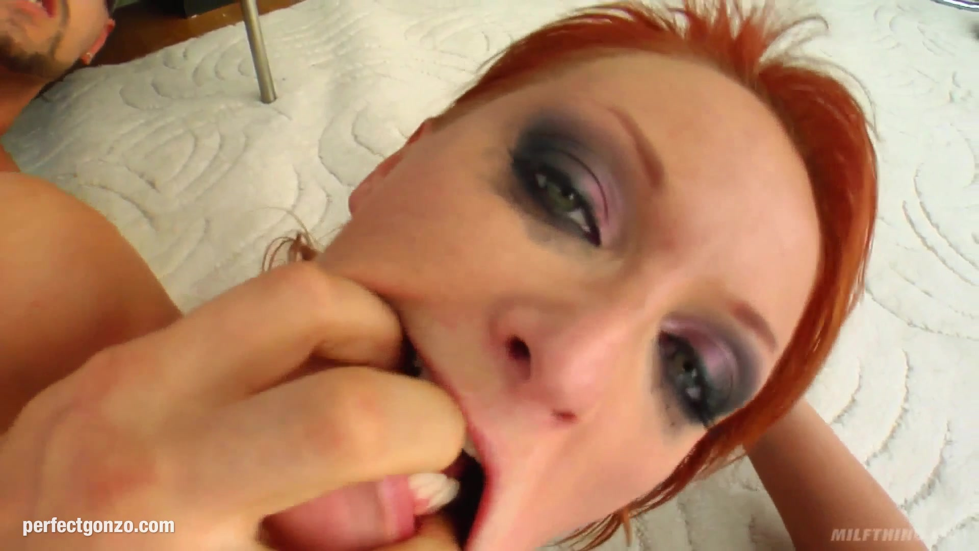 Milf Thing delivers Leonie mature milf gonzo porn scene