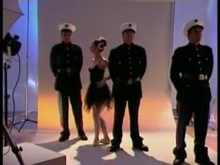 Chloe nicole - fetish - ballerina fucks 3 marine officers
