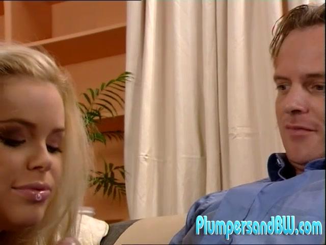 PlumpersAndBw Video: Alicia Rhodes and Ian Tate
