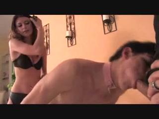 Merciless Cuckolding bi by Breathtaking Female-Dominant