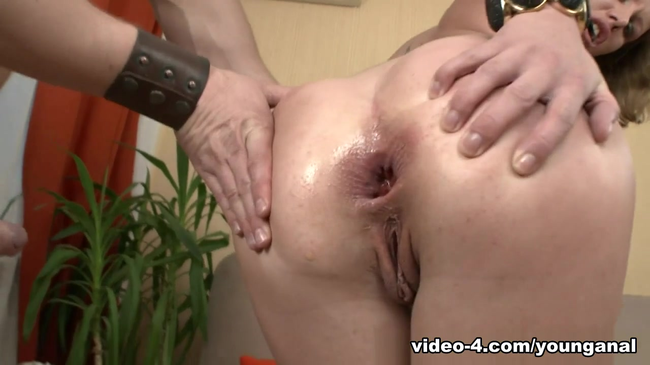Jacklyn in Jacklyn and her partner in a remarkable anal play - YoungAnalTryouts