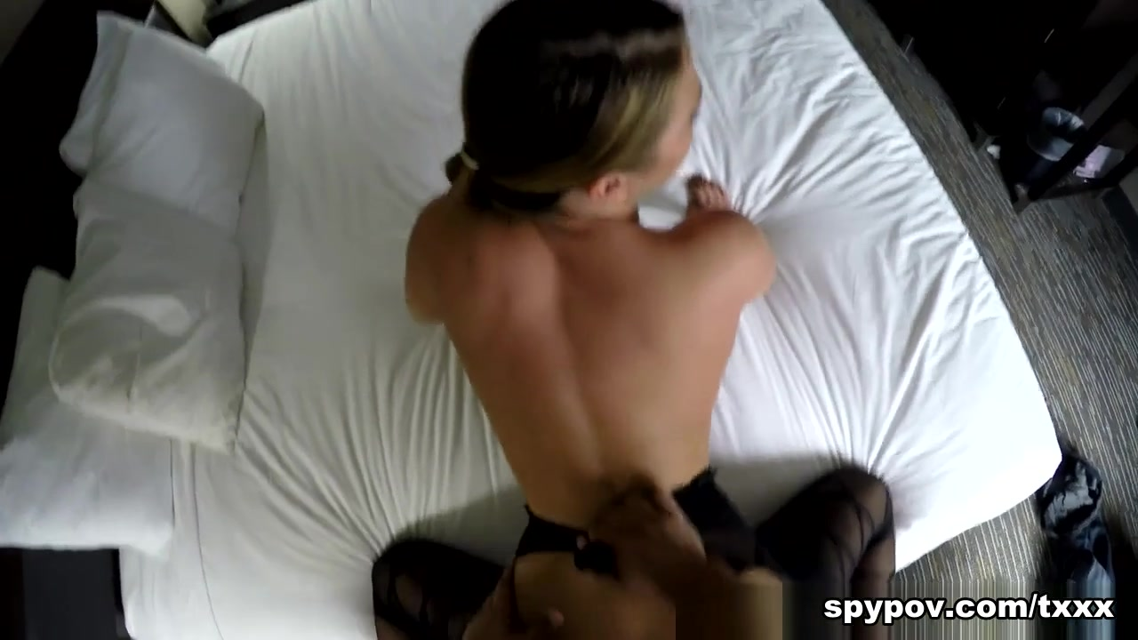 Tony & Abby Cross in Slurping Fuck With Texan Babe - SpyPOV