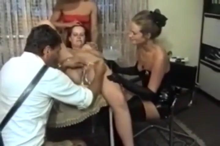 Kinky bavarians pissing  shaving  squirting