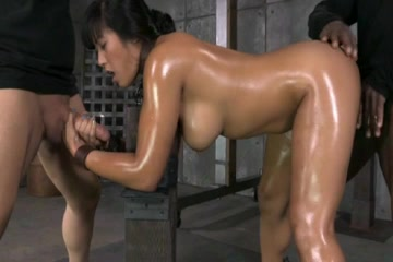 Big tits asian bred