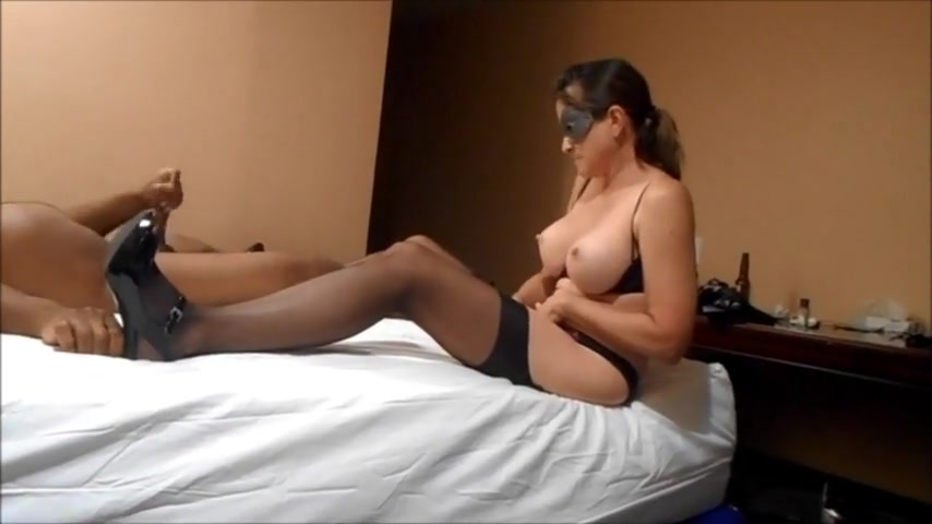 Super Hot 50 Year Old Wife With junior BBC