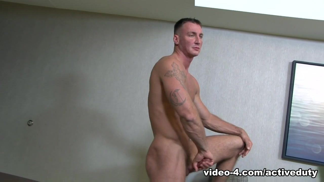 Craig Cameron Military Porn Video - ActiveDuty