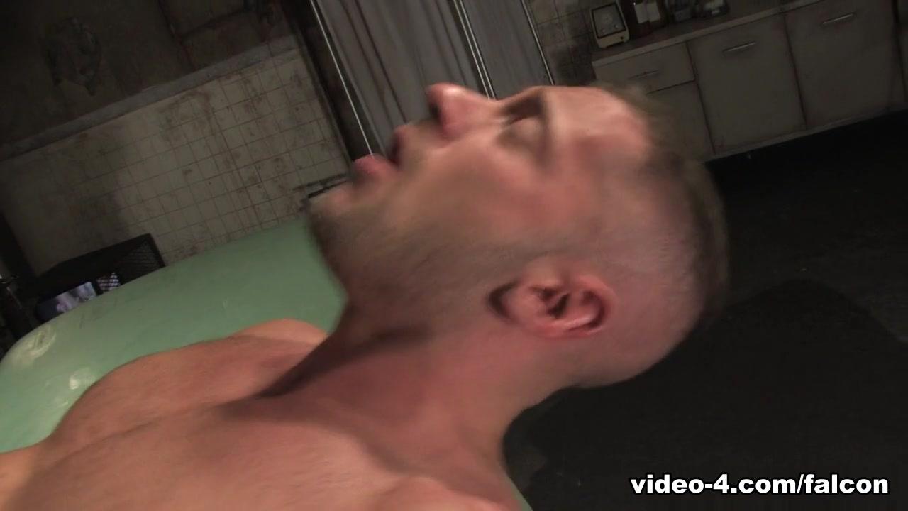 Hole 1 XXX Video: Angel Rock & Tyler Wolf - FalconStudios