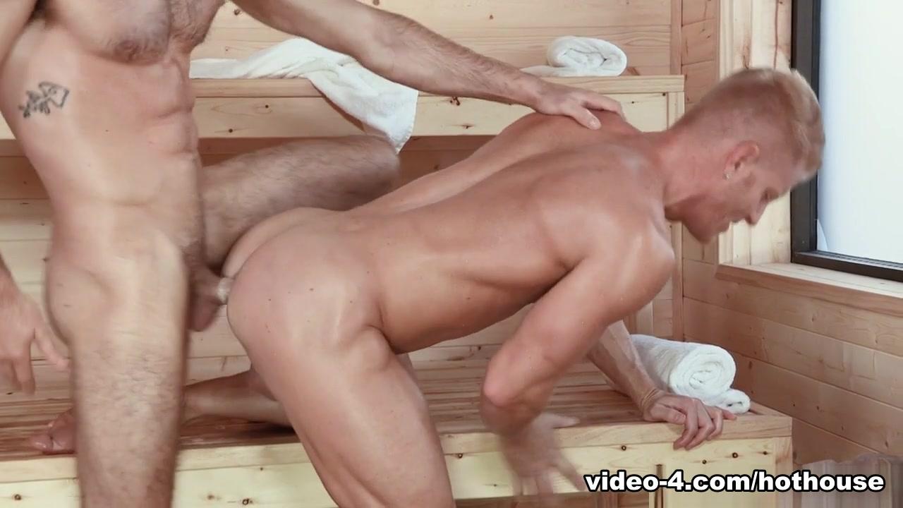 Johnny V & Woody Fox in Bathhouse Ballers, Scene #03 - HotHouse