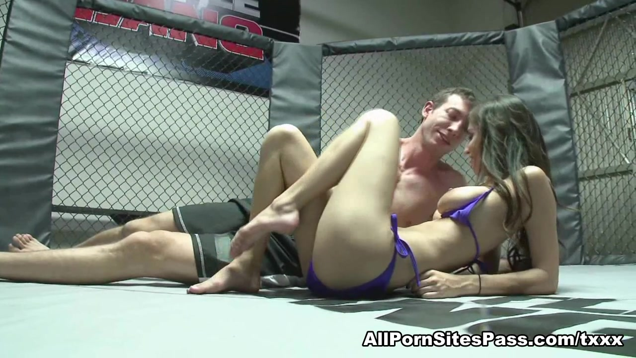 April Oneil in Big Tits Hardcore  Video - AllPornsitesPass