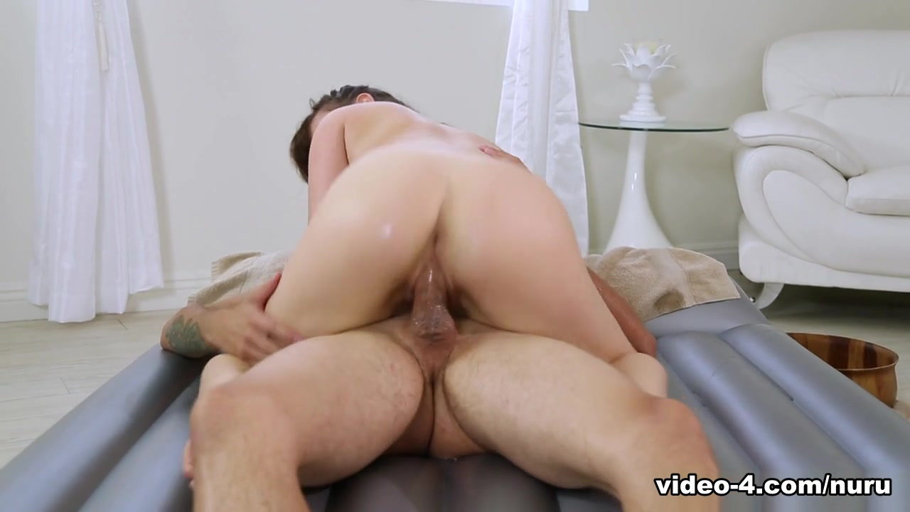 Alison Rey & Dylan Snow in My Family's Secret: Part Two - NuruMassage