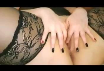 Girl mature big tits anal sextoy  lingerie pantyhose nylon