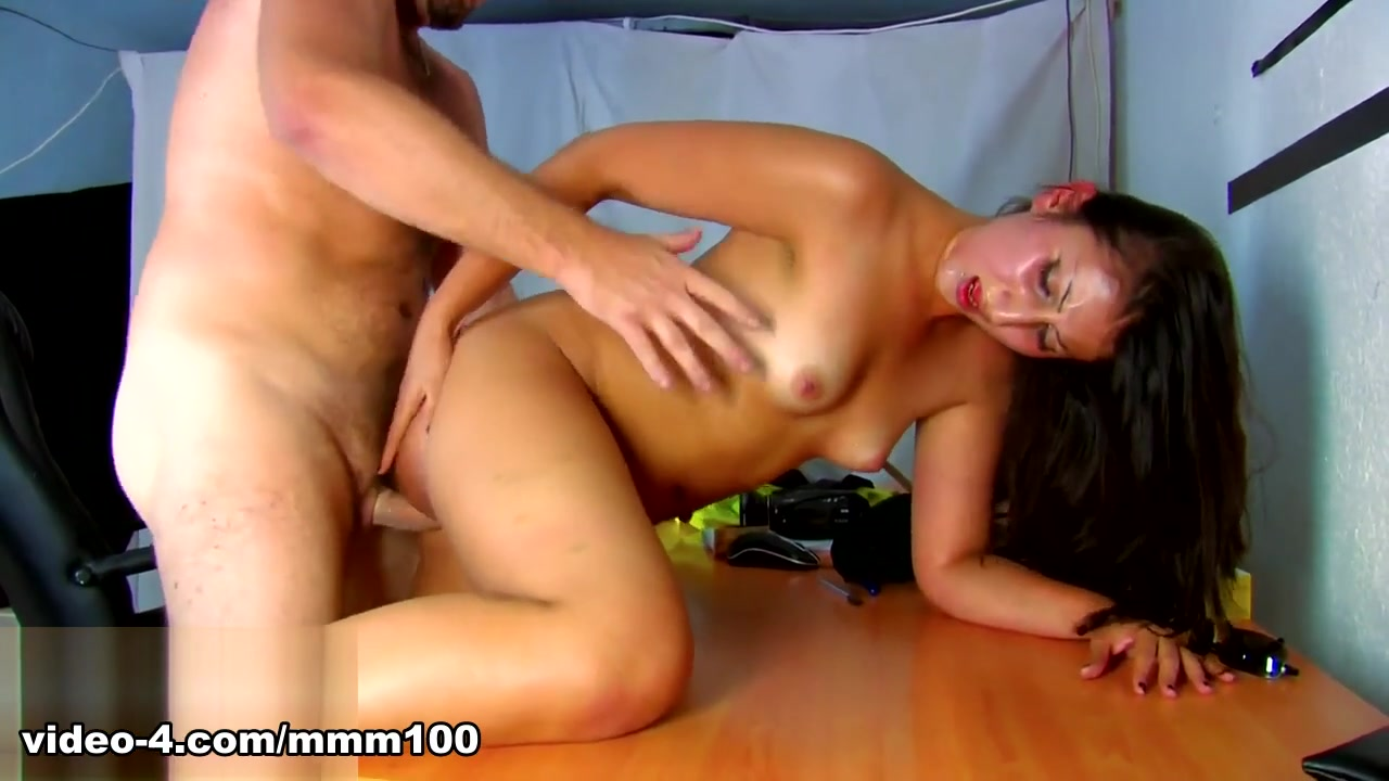 Aileene Dacosta & Terry in He Fucks The Arab Delivery Girl For Little Money - MMM100