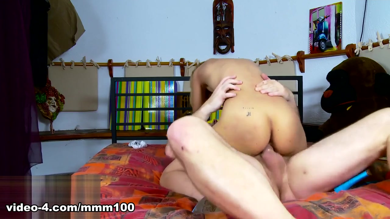 Erika Sevilla & Terry in First Time Porn Of For This Sexy Punk - MMM100