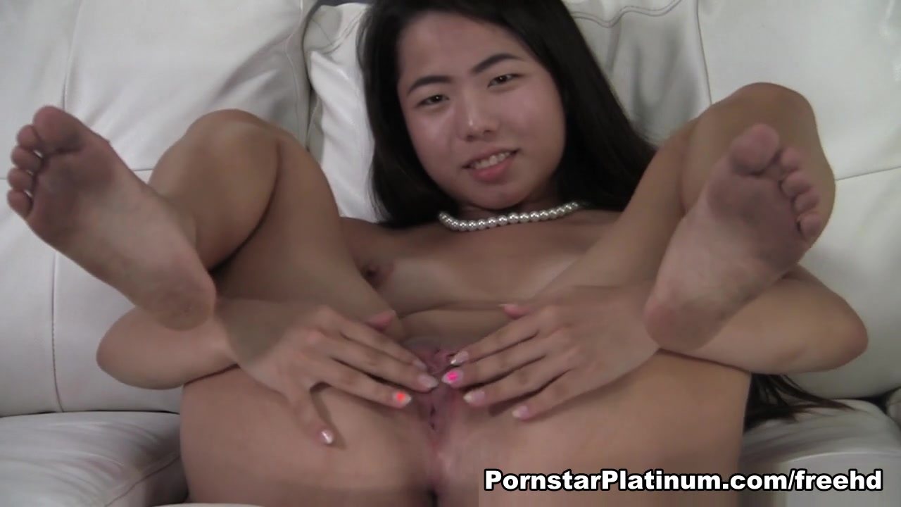 Tiffany Tang in Open Up The Rear - PornstarPlatinum