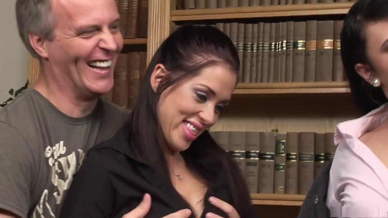 Fabulous pornstars Hannah Shaw and Anaya Leon in horny big tits, facial sex video