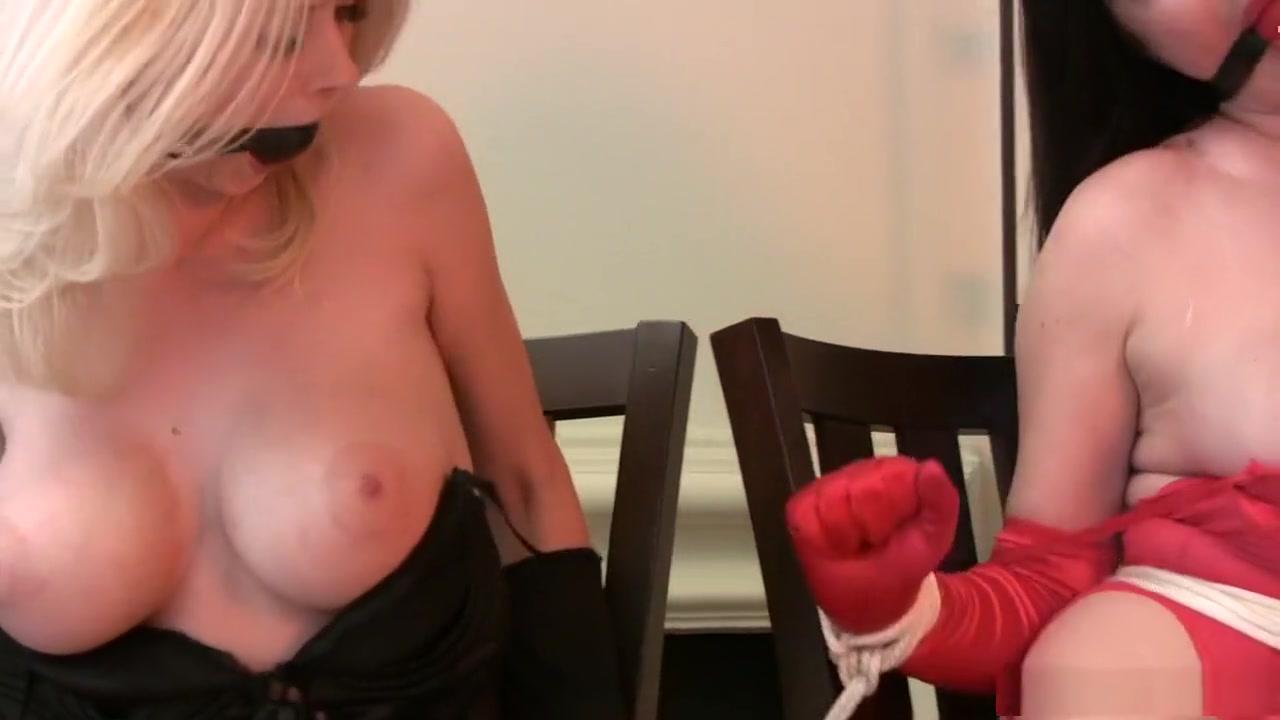 Amazing pornstars Emily Addison and Eden Wells in crazy big tits, lingerie porn scene