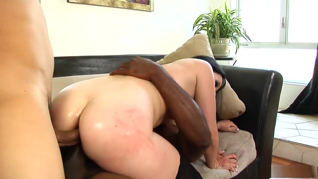 Crazy pornstar Amy Starz in fabulous interracial, creampie sex clip